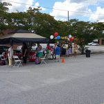 We celebrated the 26 Anniversary of the ADA with a parking lot party including Bruster's ice cream, watermelon, cake, and Bob Marley plus other summer hits playing on the radio.