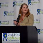 Board of Director Chair, Beth Morrison, welcomes everyone to the Awards on behalf of the Board.