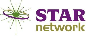The STAR Network logo in purple and gold
